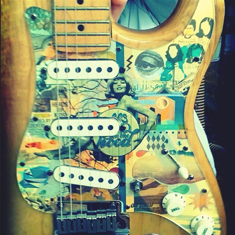 WAS Guitar