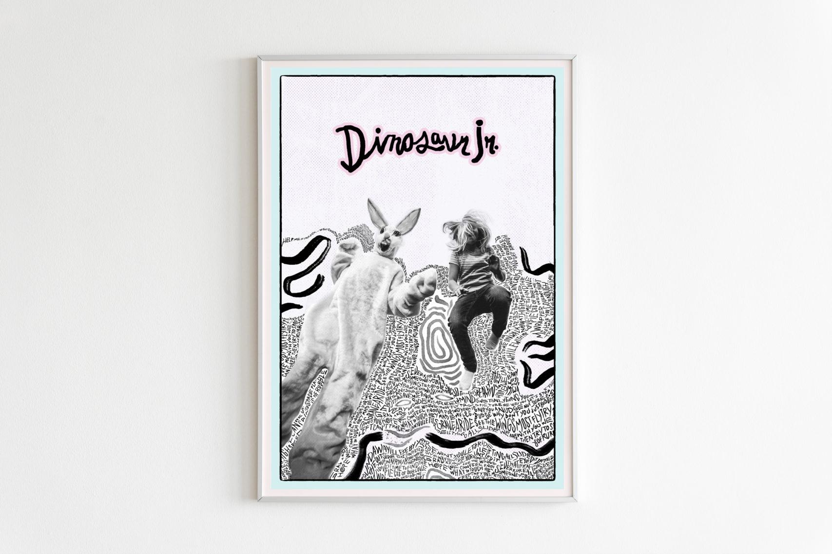 Poster Dinosaur Jr