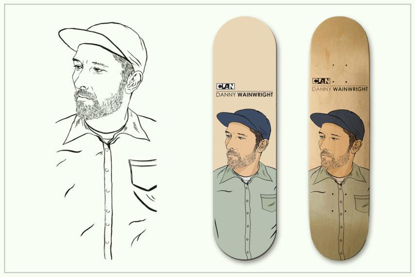 Skate Team Graphics